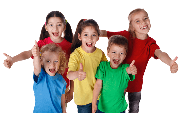 Martial Arts Summer Camp for Kids in Cypress TX - Happy Smiling Kids Footer Banner