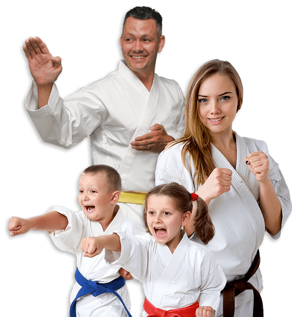 Martial Arts Lessons for Kids in Cypress TX - Kids Adults Group Martial Arts Home Banner